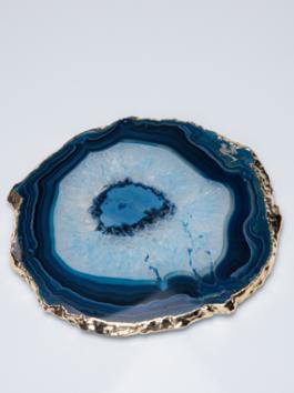 Platter de Ágata Azul – P